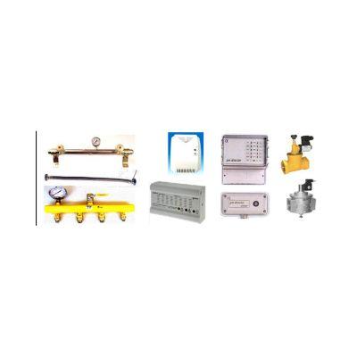 Κολλεκτέρ Φιαλών – Φλεξίμπλ Φιαλών – Διανομείς Συσκευών - Ανιχνευτές Διαρροής - Ηλεκτροβάνες