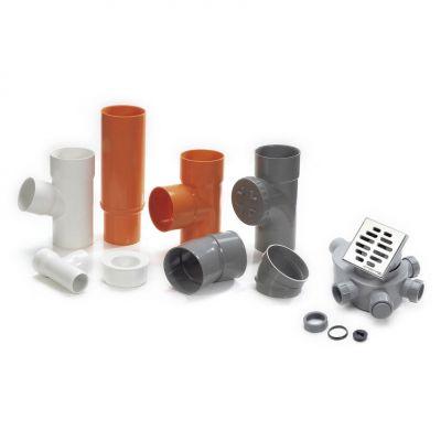 Σωλήνες & Εξαρτήματα PVC