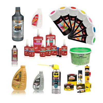 Λιπαντικά - Κόλλες - Σπρέι - Ειδικά Προϊόντα